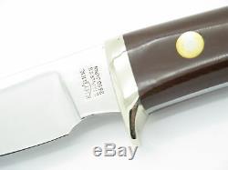 Vtg Khyber Kabar 2650 Seki Japon Loveless Style Aus-6a À Lame Fixe Couteau De Chasse