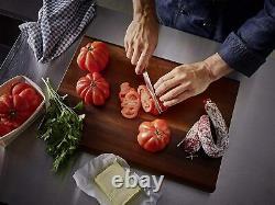 Wusthof Classic Couteau De Cuisine 8 Pouces En Acier Inoxydable Haute Teneur En Carbone