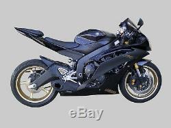 Yamaha R6 2006-16 Plein D'échappement + Silencieux + Db Killer Cs Racing Cliquez Pour La Vidéo