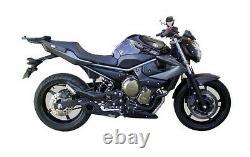 Yamaha Xj6n Xj6f Système D'échappement Complet 2009-2016 + Silencieux + Header Cs Racing